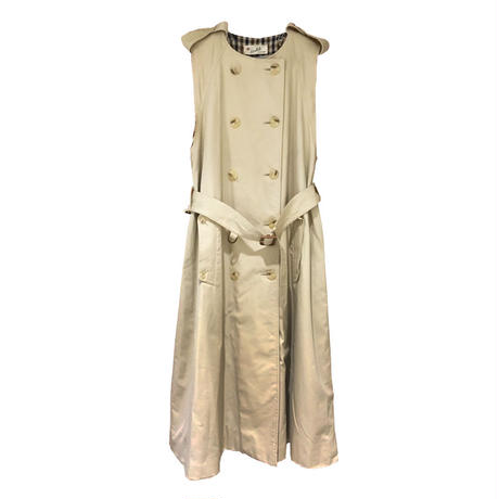 Kidole. TRENCH LONG GILET