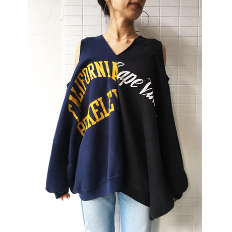 Kidole.  DOCKING SWEAT SHIRT