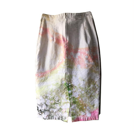 KASHIHARA SHINPEI × k3&co. SKIRT