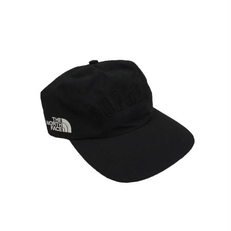 Supreme The North Face Arc Logo 6-Panel Black