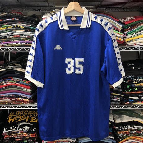Used  KAPPA Soccer Jersey