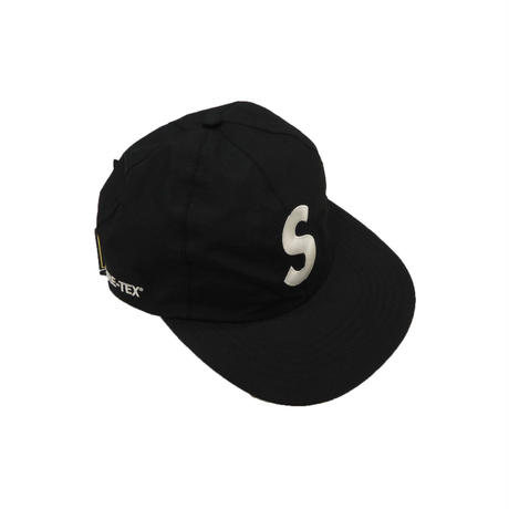 Supreme Gore Tex S logo 6 panel Black