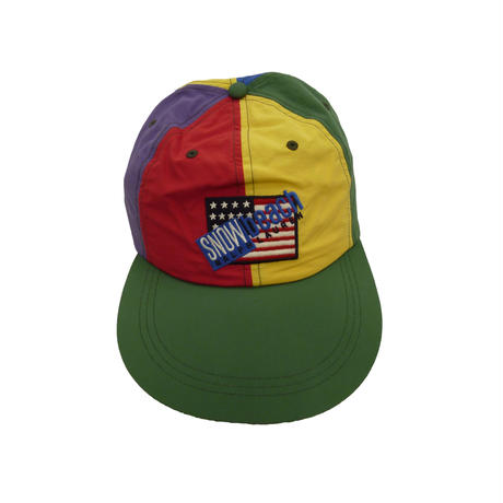 The Snow Beach Fitted Cap  4c73ca7b55d