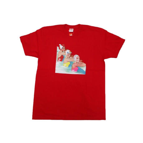 Supreme Swimmers Tee (Red)