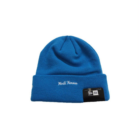Spreme New Era Box Logo Beanie Bright Royal
