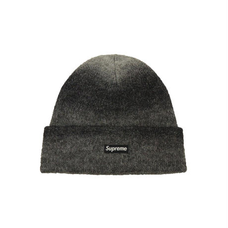 Supreme Mohair Beanie FW19 Mixed Grey