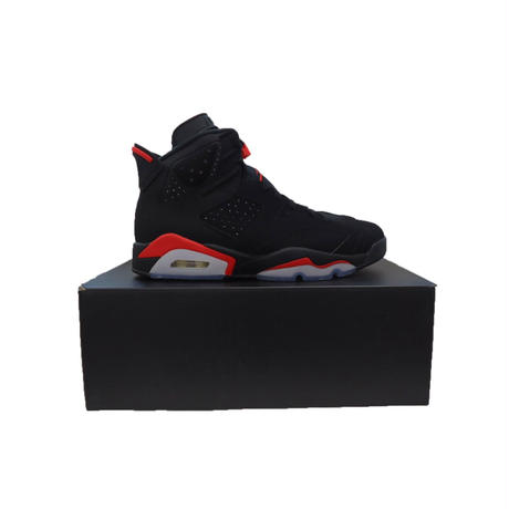 Nike Air Jordan 6 Retro Black Infrared 2019