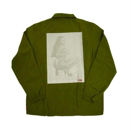 Supreme Digi Coaches Jacket