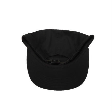 Supreme Washed Chino Twill Camp Cap (SS19) Black
