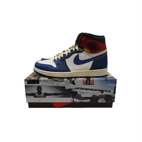 Nike Jordan 1 Retro High Union Los Angeles Blue Toe
