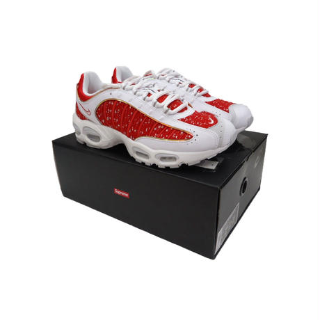 Supreme Nike Air Max Tailwind 4  White