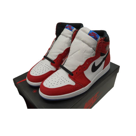 Nike Air Jordan 1 Retro High Spider-Man Origin Story