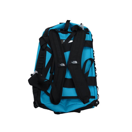 Supreme The North Face Arc Logo Small Base Camp Duffle Bag Teal