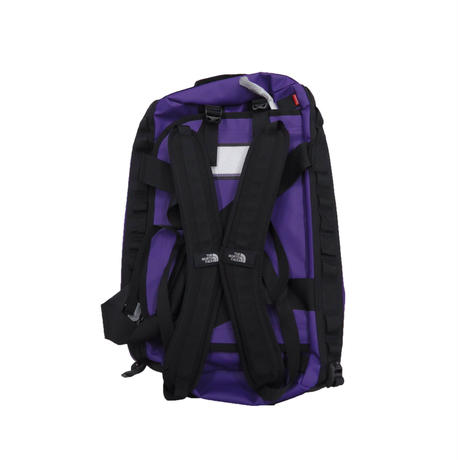 Supreme The North Face Arc Logo Small Base Camp Duffle Bag Purple