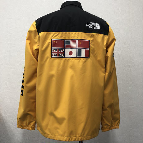 Used Supreme The North Face Expedition Coaches Jacket