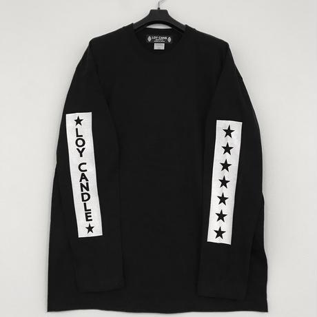 STAR&LOGO LONG T- shirt(S〜L)