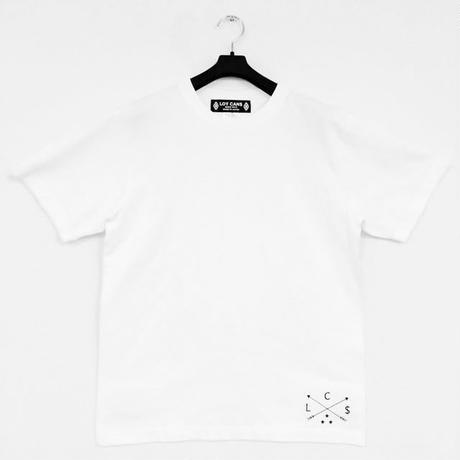 Original Logo T-shirt C One-Point  White(XXL~3L)