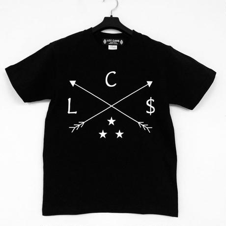 Original Logo T-shirt C Black(S~XL)