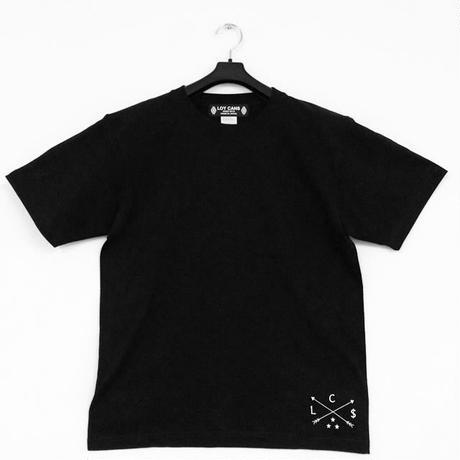 Original Logo T-shirt C One-Point  Black(XXL~3L)