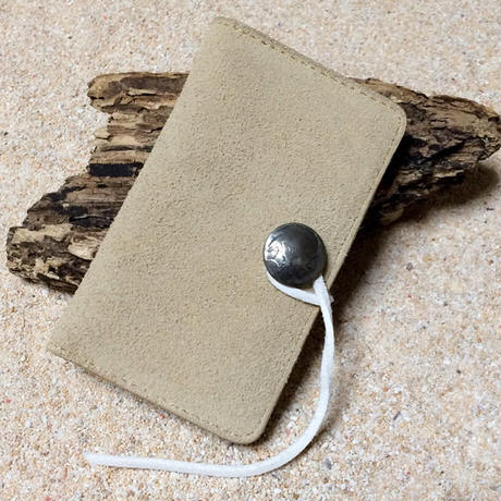 Leather Concho iPhone Case