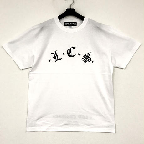 OLD  ENGLISH LOGO T- shirt(XXL〜XXXL)