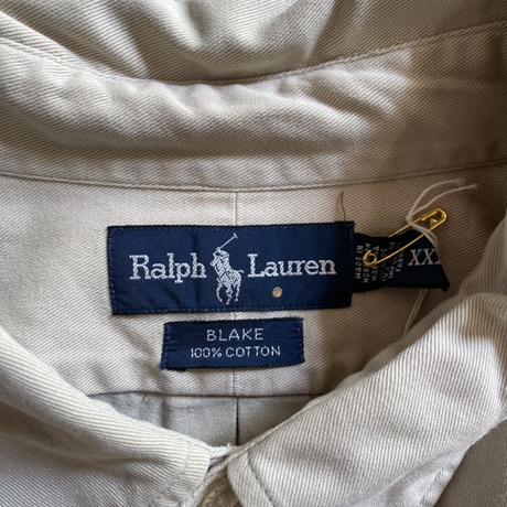 Polo Ralph Lauren shirt. XXL