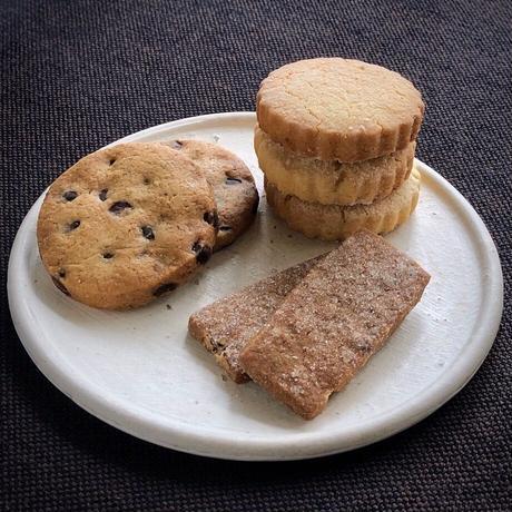 クッキーセット B:ラム/チョコチップ/コーヒー <プティ・ベイク付き>