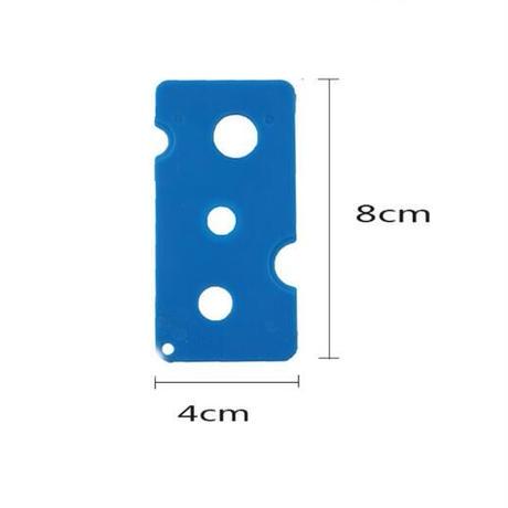 ロールオンボトルオープナー2個セット(長方形)