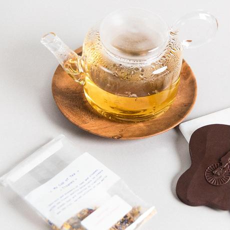 My Cup of Tea  | Thyme & Marjoram