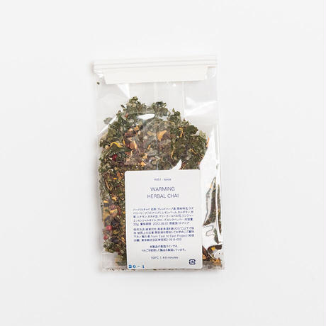 My Cup of Tea    Herbal Chai