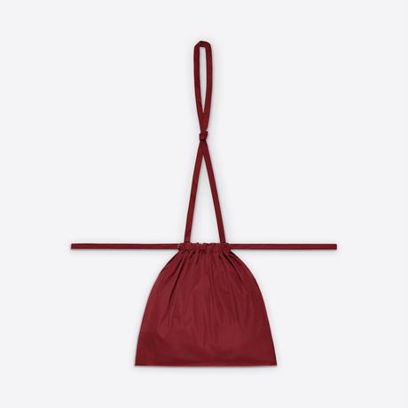 formuniform  |  Drawstring Bag with Strap SS