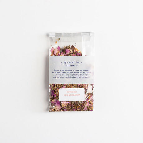 My Cup of Tea  | Rose & Cardamom