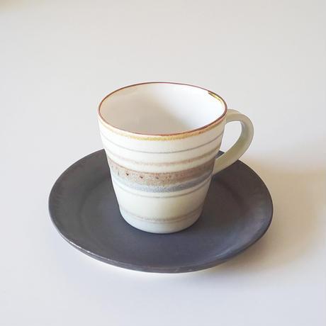 ポーターコーヒーカップ/ソーサー