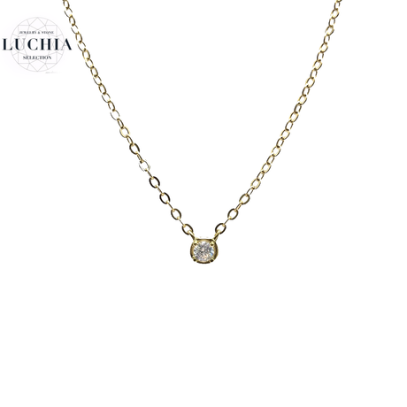 princess series necklace type 2 gold