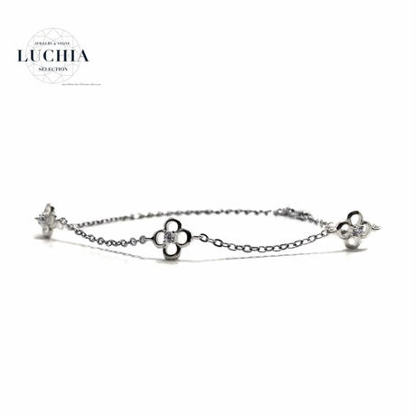 princess series bracelet type 2 silver