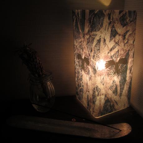 夜の森 -Lamp-