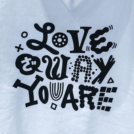 Sweat shirts  / LOVE THE WAY