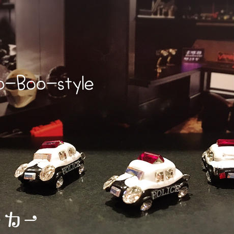Boo-Boo-Style パトカー🚓マシュエットレッスン用キット