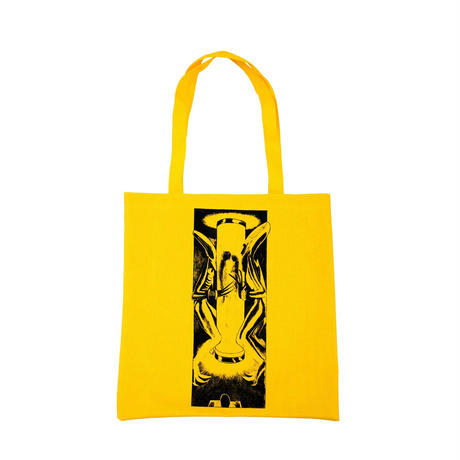 WKND【 ウィークエンド】Test Tube - Recycled Tote Bag トートバッグ イエロー