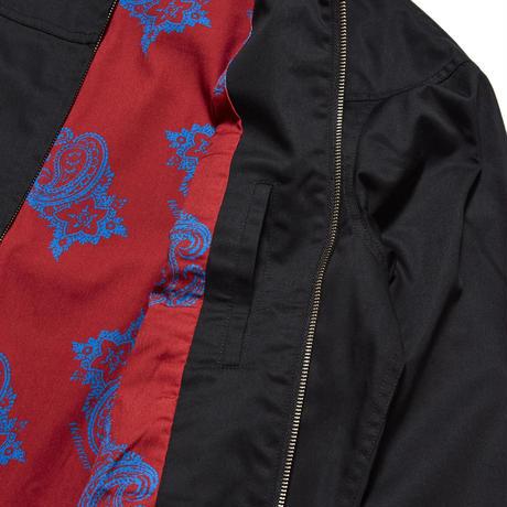 HELLRAZOR【 ヘルレイザー】CORE DERBY JACKET BLACK ジャケット ブラック