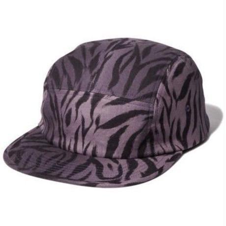 坩堝【 るつぼ】ANIMAL 5 PANEL CAP アニマルキャップ 帽子 パープル