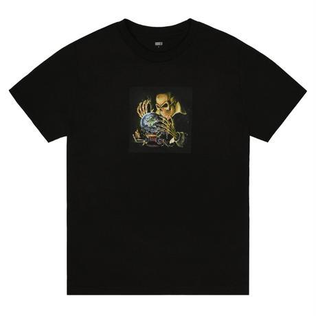 Classic Grip【 クラシックグリップ】Tony Skull Tee Tシャツ ブラック