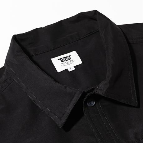 坩堝【 るつぼ】CITY BOY TRUCKER LS SHIRT トラッカー シャツジャケット ブラック