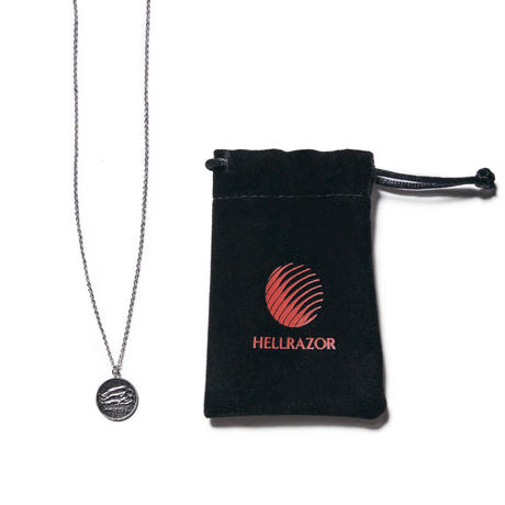 HELLRAZOR【 ヘルレイザー】NEXT DIMENTION SILVER NECKLACE GOLD ネックレス シルバー