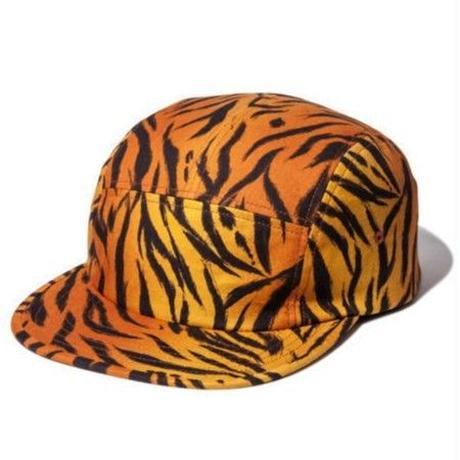 坩堝【 るつぼ】ANIMAL 5 PANEL CAP アニマルキャップ 帽子 オレンジ