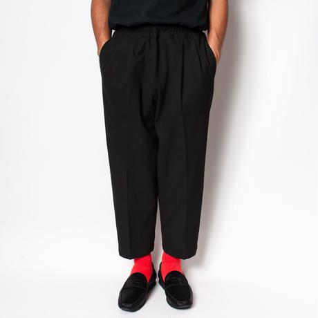 坩堝【 るつぼ】THERMOLITE EASY PANTS  イージーパンツ ブラック