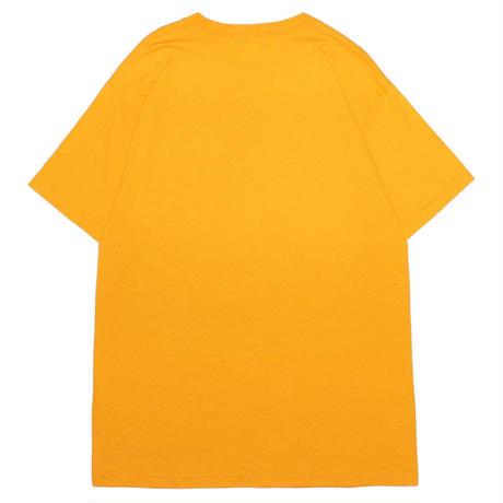 HELLRAZOR【 ヘルレイザー】METAL SCRIPT SHIRT GOLD Tシャツ ゴールド