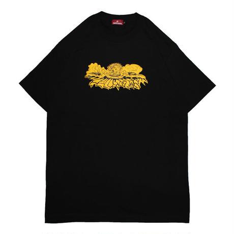 HELLRAZOR【 ヘルレイザー】LAST FLOOR SHIRT BLACK  Tシャツ ブラック