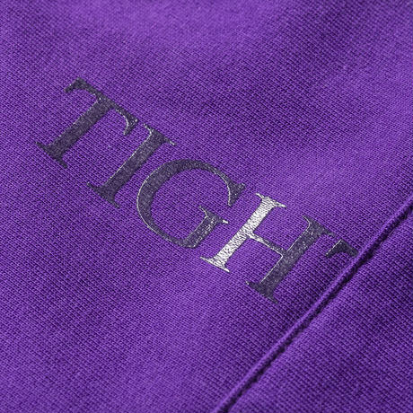 TIGHTBOOTH【 タイトブース】STRAIGHT UP T-SHIRT Purple Tシャツ パープル