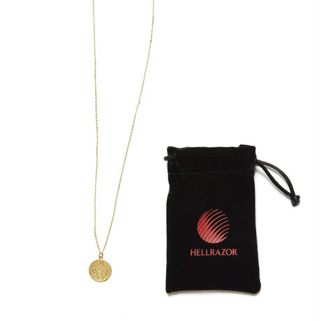 HELLRAZOR【 ヘルレイザー】 THANK YOU TOKYO CHAIN GOLD ALLOY チェーン  金合金